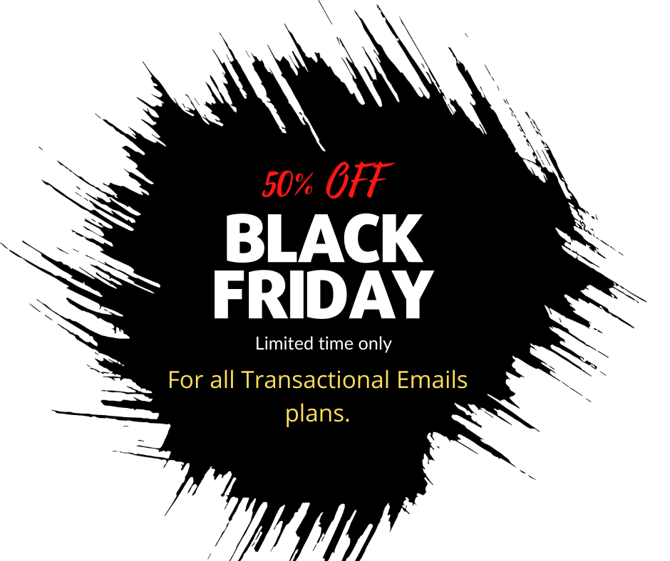 Grunge Black Friday Sale Banner with Black and White Ink Strokes. Modern Artistic Spot. Facebook Post Template by Ilona Repkina2